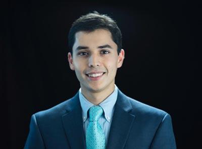 Carlos Hornedo headshot