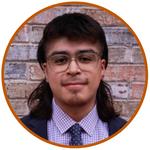 Headshot: 2022 LBJ DC Fellow Erick Aguilera