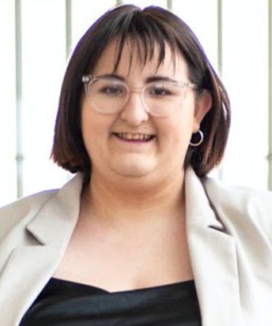 LBJ MPAff-DC student Alexandra Murarescu