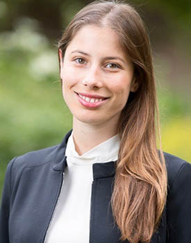Ph.D. candidate Ana Canedo