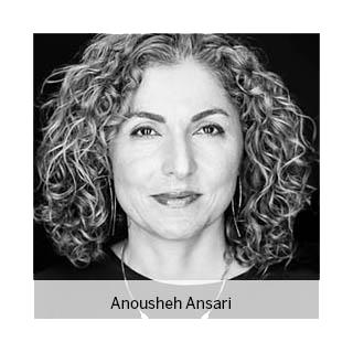 Astronaut and space activist Anousheh Ansari
