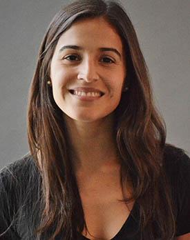 Ph.D. candidate Antonia Vazquez
