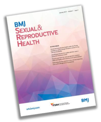 Cover of BJMJ Sexual & Reproductive Health