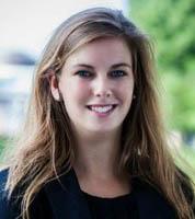 LBJ MPAff student Caitlin Casassa