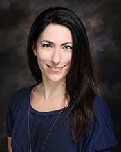 Ph.D. student Christina Caramanis