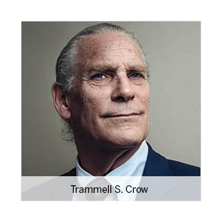 Trammell S. Crow, founder, EarthX