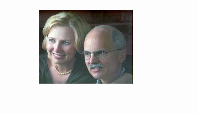 Drs. James and Claudia Richter, who established three LBJ School endowments