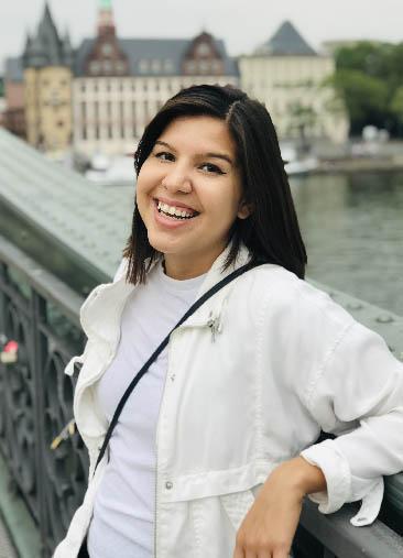 LBJ MGPS student Elisa Santana