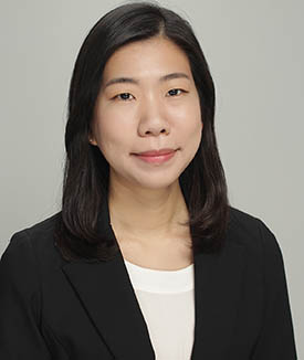 Ph.D. candidate Eun Young Kim