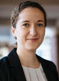 Assistant Professor Raissa Fabregas