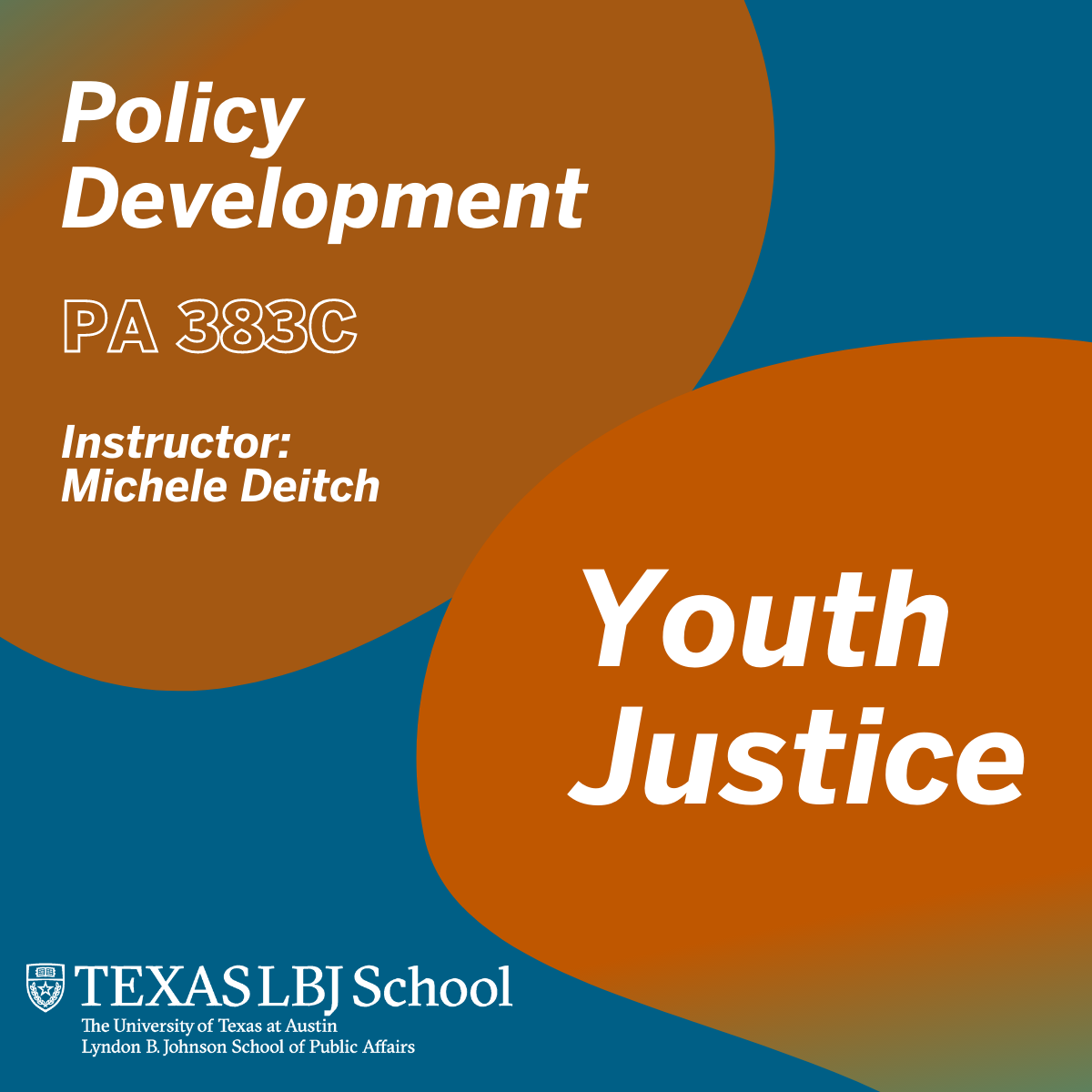 Fall 2021 class: Policy Development: Youth Justice