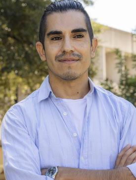 Ph.D. student Felipe Antequera
