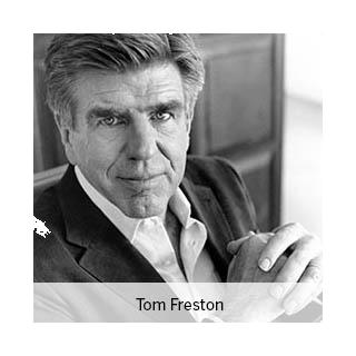 Tom Freston, principal, Firefly3, and chairman, ONE