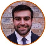 Headshot: 2022 LBJ DC Fellow Samuel Hershman