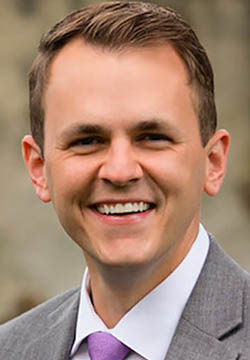 Assistant Professor of Pediatrics and Population Health and Public Policy Michael Hole