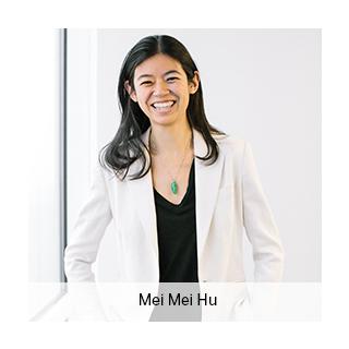 Mei Mei Hu, co-founder and CEO, United Neuroscience