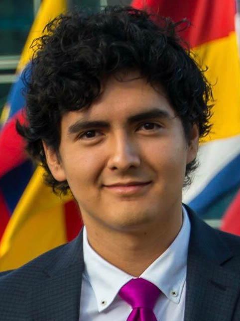 LBJ MGPS student Jaime Cabrera