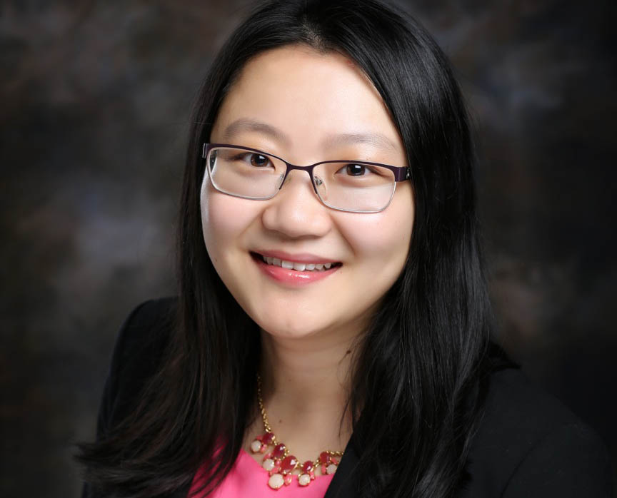 Jiameng Zheng (Ph.D. '21