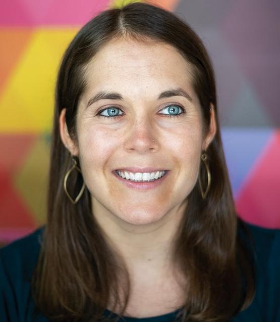 LBJ Ph.D. student Kate McArdle
