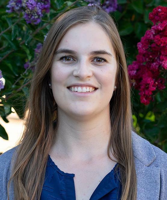 LBJ MPAff-DC student Katherine Dillon