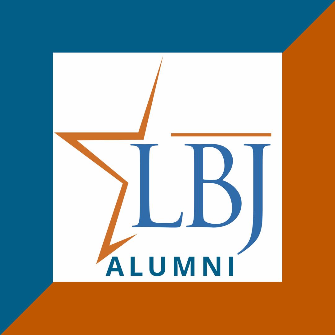 LBJ Alumni color logo