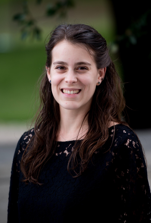 LBJ MGPS student Laura Robinson