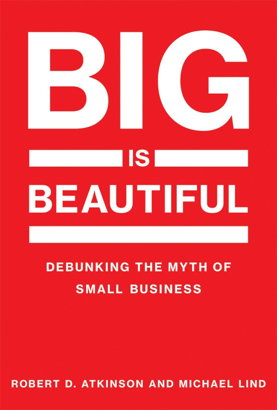 Cover of Big is Beautiful by Michael Lind