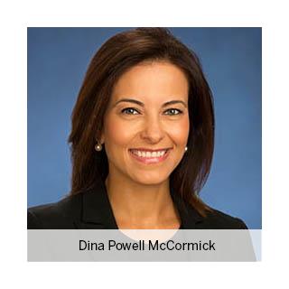 Dina Powell McCormick, Goldman Sachs