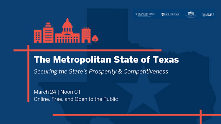 Summit: The Metropolitan State of Texas, March 24, 2021