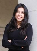 LBJ student Michelle Rueda
