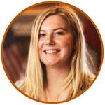 Headshot: 2022 LBJ DC Fellow Emma Morgan
