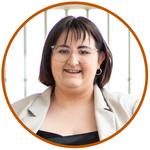 Headshot: 2022 LBJ DC Fellow Alexandra Murarescu