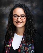 Ph.D. student Ilse Oehler
