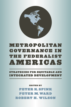 Cover of Metropolitan Governance in the Federalist Americas