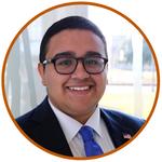 Headshot: 2022 LBJ DC Fellow Samuel Parada