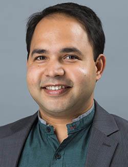 Associate Dean for Research Varun Rai
