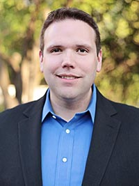 Matthew Randazzo (MPAff '03), president and CEO of The Dallas Foundation