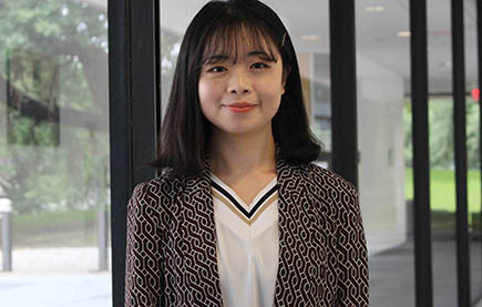 Shu-Ching Tseng (MPAff '21)