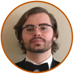 Headshot: 2022 LBJ DC Fellow Maxwell Shulman