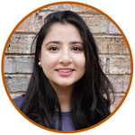 Headshot: 2022 LBJ DC Fellow Rania Sohail