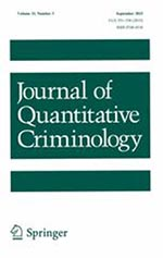 Cover of the Journal of Quantitative Criminology