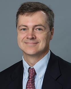 Associate Professor of Public Affairs Todd Olmstead