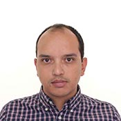 Ph.D. student Santiago Tellez