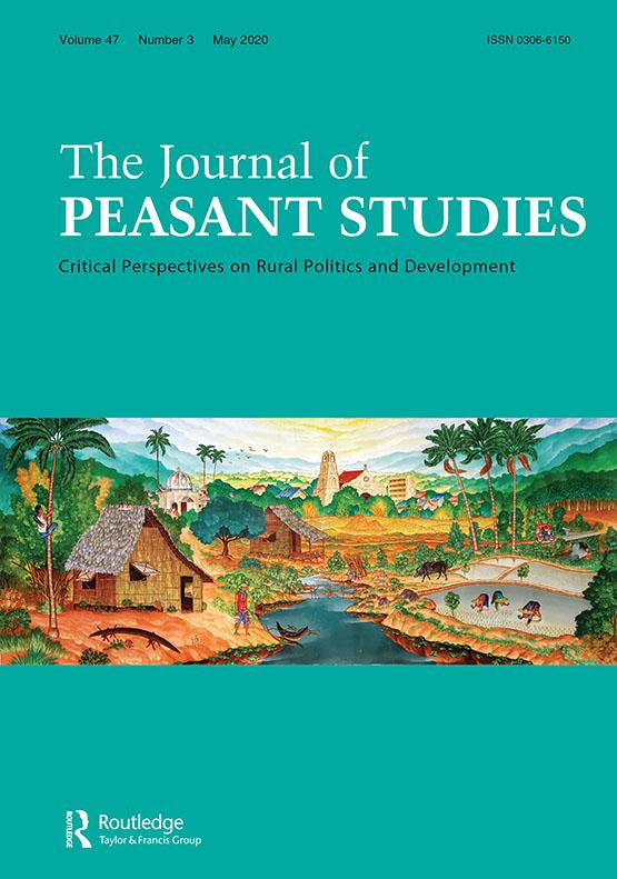 The Journal of Peasant Studies, Vol. 47, No. 3