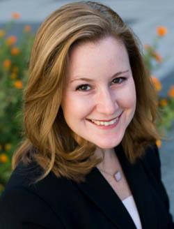 Associate Dean for Students Kate Weaver