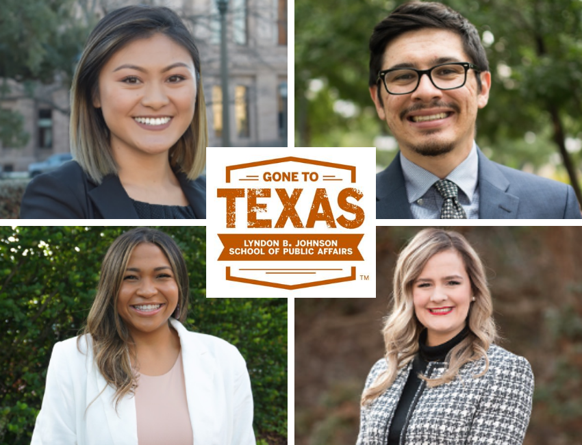New LBJ students for the 2019–20 academic year