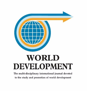 Cover of the journal World Development