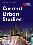 Current Urban Studies journal cover