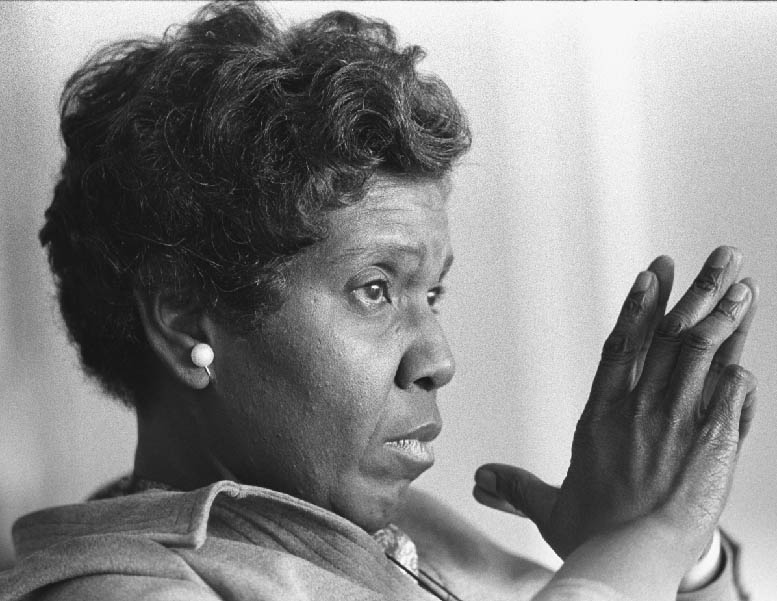 Photo of Barbara Jordan