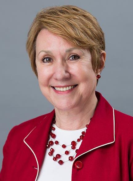 LBJ Professor Victoria E. Rodriguez